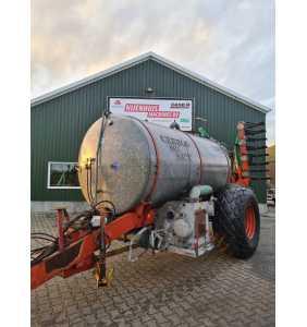 Cebeco 6500 L mesttank met 5,3 meter zodebemester